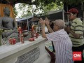 FOTO: Merayakan Waisak di Sudut Kota Jakarta