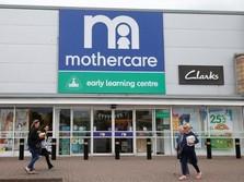 Peritel Mothercare Tutup Toko di Inggris untuk Bertahan Hidup