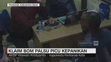 Ini Penumpang yang Klaim Membawa Bom di Pesawat Lion Air