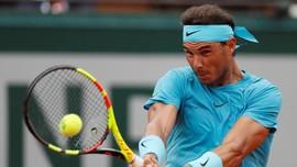 Rafael Nadal Ditantang Vesely di Putaran Empat Wimbledon 2018