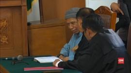 VIDEO: Aman Abdurrahman Tolak Replik Jaksa
