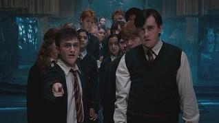 Belajar Mata Pelajaran Hogwarts di E-Book 'Harry Potter' Baru