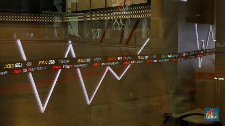 Rupiah Menguat, Investor Asing Malah Kabur dari Bursa Saham
