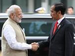 RI-India Sepakat Eratkan Hubungan Dagang Bilateral
