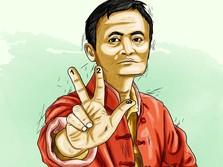 Berharta Rp 527 T, Jack Ma Alibaba Ternyata Pernah Bangkrut