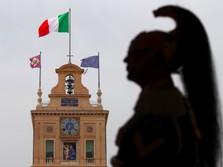 Italia Pertahankan Anggaran tapi tak Ingin Pasar Panik