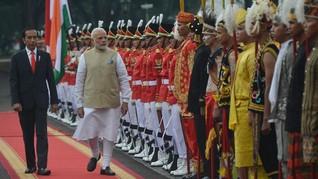 WNI Bebas Visa Kunjungan 30 Hari ke India