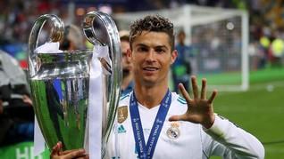 Pirlo: Ronaldo Dekatkan Juventus ke Trofi Liga Champions