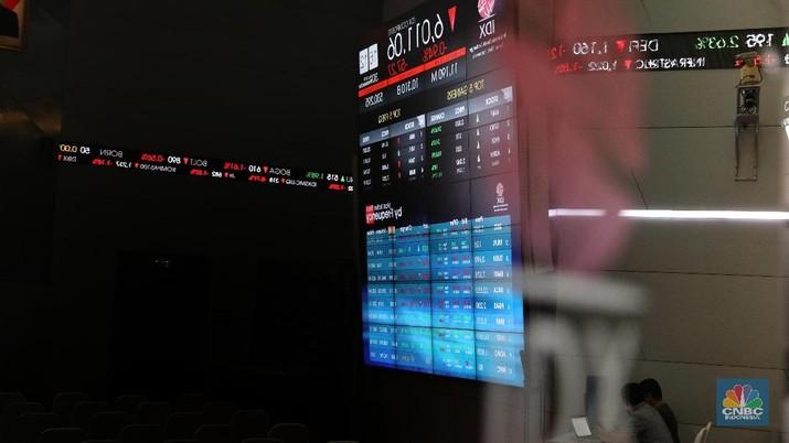 Saham-saham sektor barang konsumsi terjebak di zona merah pada perdagangan hari ini, seiring dengan aksi ambil untung yang dilakukan oleh investor.