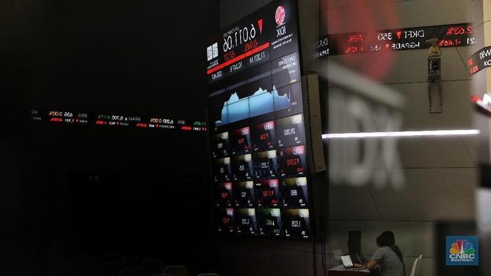 Hari ini hasil pemilu sela AS akan diumumkan yang bisa jadi sentimen penggerak bursa saham.