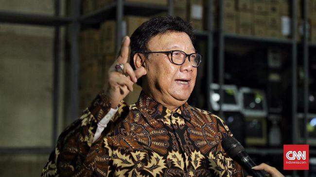 Mendagri Sebut Ribuan PNS Korupsi Akan Dipecat Akhir Tahun