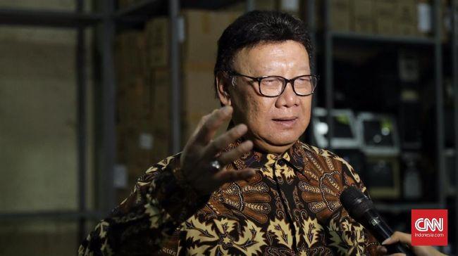 Mendagri Minta Pemprov Aceh Beri Bantuan Hukum untuk Irwandi