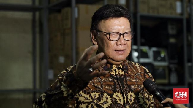 Bahas Korupsi Kepala Daerah, Mendagri-Menpan RB Datangi KPK