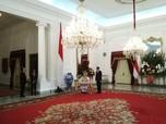 Jokowi Ajak PM Modi Perkuat Kemitraan RI - India