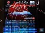 Dimotori Data Inflasi, IHSG Melesat 1,63%