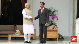 Jokowi Diminta Beli Beras dan Gula dari India