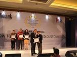 Bank Bukopin Raih 6 Award di Bidang Kepuasan dan Loyalitas