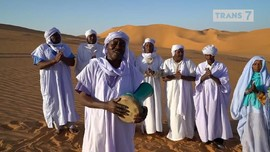 VIDEO: Senandung Ahalil dari Gurun Sahara