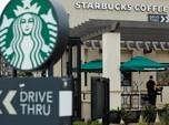 Starbucks & Alibaba Kerja Sama Pengiriman Kopi di China