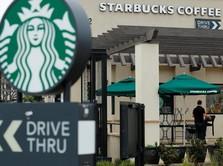 Kinerja Memburuk, Starbucks Akan Tutup 150 Gerai