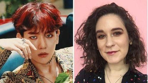 Tiru Makeup Baekhyun EXO Selama Seminggu, Wanita Ini Kelelahan 2