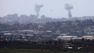 Israel dan Milisi Gaza Dilaporkan Sepakati Gencatan Senjata