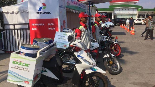 63 Titik KiosK Pertamax Disebar di Jawa dan Sumatra