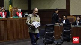 Fredrich Yunadi Diminta Tak Bacakan Seluruh Pleidoi