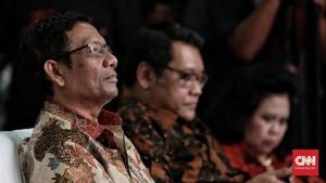 PPP Sebut Niat Jokowi Gandeng Mahfud MD Tak Direstui Koalisi