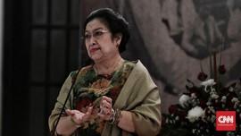 Megawati Pesan ke Sandi untuk Percantik Taman