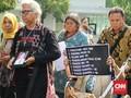 Jokowi Temui Peserta Aksi Kamisan