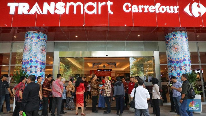 Transmart Carrefour Salurkan Bantuan Bagi Korban Gempa Palu