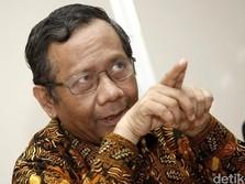 Mahfud MD: Indonesia Masih Bebas Corona Saat Ini!