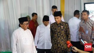 Walau Datang dari Langit, OSO Dukung Siapapun Cawapres Jokowi