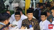 Jokowi: OSO Lebih Mencintai Partai, Tak Mau Jadi Wantimpres