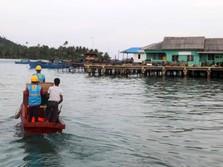 13 Desa di Perbatasan Indonesia Mulai Teraliri Listrik 24 Jam