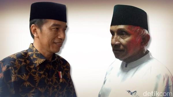 Menanti Pertemuan Amien-Jokowi