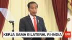 Kerja Sama Bilateral RI-India