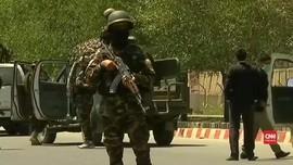 VIDEO: Serangan di Kementerian Dalam Negeri Afghanistan
