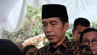 Jokowi Temui Hamengkubuwono X Bahas Cucu dan Negara