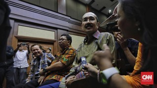 Fredrich Tuduh Dokter Bimanesh 'Dibeli' Jaksa KPK