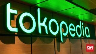 Dokumen Investasi Rp339 Miliar Tokopedia Bocor