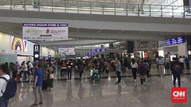 Bandara Bali Layani 1,3 Juta Penumpang selama Lebaran