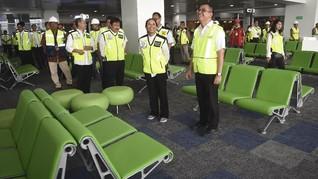 Terminal Baru Bandara Ahmad Yani Semarang Beroperasi Hari Ini