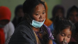Usai Letusan Kedua, Warga Gunung Merapi Evakuasi Mandiri