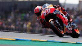 Petrucci: Marquez Pantas Dapat Penalti di MotoGP Italia
