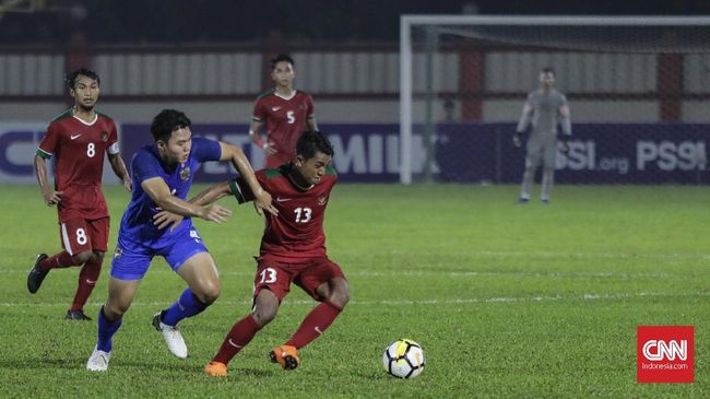 Jadwal Pertandingan Timnas Indonesia U-23 di Asian Games 2018