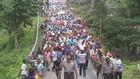 Ribuan Warga Maybrat Unjuk Rasa Tolak Pemindahan Ibu Kota