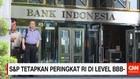 S&P Tetapkan Peringkat RI di Level BBB-