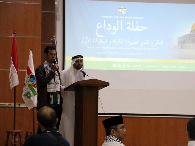 Penutupan Safari Ramadan Bersama Ulama Palestina